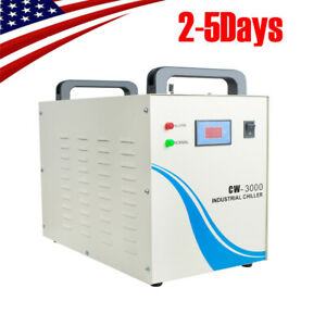 usa professional Industrial Water Chiller For Cnc Laser Engraving Machine 110v