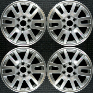 Set 2007 2009 2011 2013 Ford Expedition Oem Factory Machined Wheels Rims 3657