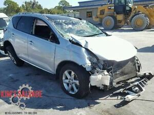 Roof 4 Door With Sunroof Dual Panel Fits 2009 2014 Murano 112784