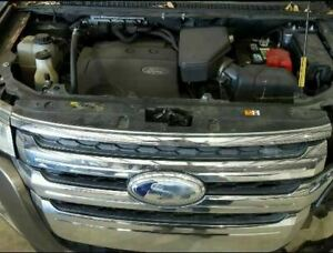 Cylinder Block 3 5l Without Turbo Fits 10 16 Flex 124402