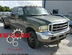 Front Axle 4 Wheel Abs Drw 4 10 Ratio Fits 2001 2004 Ford F350sd Pickup 123651