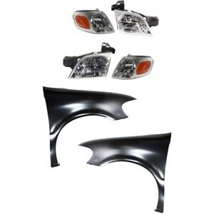 Auto Body Repair Kit Left and right For Chevy Olds Lh Rh Chevrolet Venture