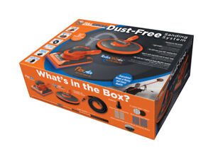 Full Circle Fci Dust free Air Complete Dust free Drywall Sanding System