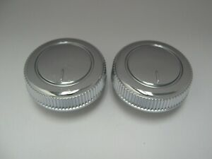 1968 1969 1970 Chevrolet 8 Track Player Knobs
