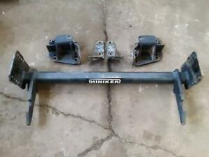 Hiniker Quick Hitch Snow Plow Mount 13 18 Dodge Ram Pickup 2500 3500 25013286