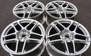 Oem Original 19 Ford Mustang Shelby Gt500 Front Wheels Factory Stock 3913