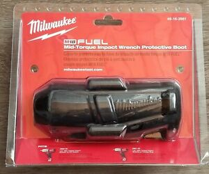 Milwaukee Mid torque Impact Wrench Boot cover Fits 2852 2860 2861 49 16 2861