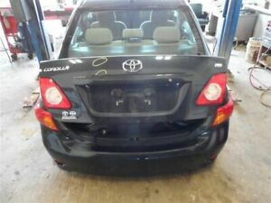 Roof Sunroof Without Satellite Antenna Fits 09 13 Corolla 9863928