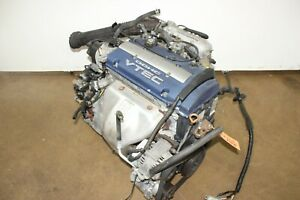 98 02 Honda Accord 97 01 Prelude Sir Dohc Vtec Engine Jdm F20b H22a