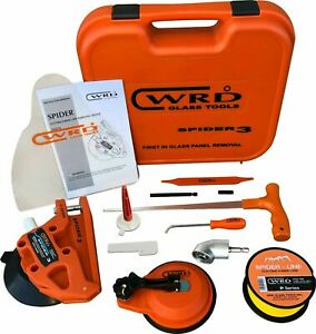 Wrd S3 300w Wrd Spider 3 Kit 300 W Auto Glass Windshield Cut Out Removal Tool
