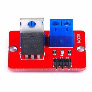 Electronic Smart 0 24v Mosfet Mos Tube Driver Module For Raspberry