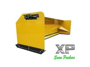 14 Xp42 Loader Snow Pusher Boxes Backhoe Snow Plow Express Steel Local Pick Up