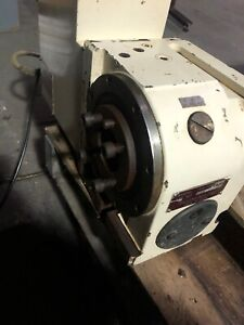 Tsudakoma Rn 150 L 4th Axis Rotary Table