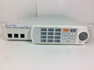 Ge Solar 8000m Patient Monitor With Console Key Pad Tested