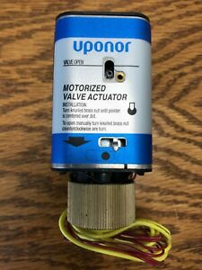 A3020522 Uponor wirsbo Motorized Valve Actuator mva 4 Wire New