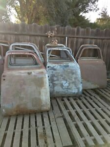 1947 1954 Chevrolet Gmc Used Truck Door Shells Your Choice 25 00 Each