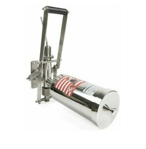 Donuts Filler Churreras Churros Filler Maker Machine Stainless Steel 5l