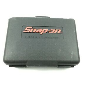 Snap On 3 8 Cordless Impact Gun Ct4410ag Oem Case Only 5 F1