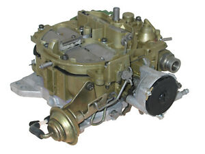 Rochester Quadrajet Carburetor 1979 1980 Chevy Gmc Truck 350 400 Engine