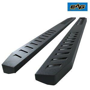 Eag Running Boards Brackets 80 Steel Fit 07 17 Toyota Tundra Double Cab