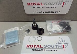 Toyota 4runner Sequoia Tacoma Tundra Front Upper Ball Joint Set 2 Genuine Oem