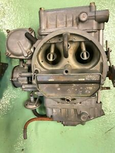 Holley Carb