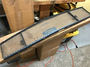 1964 1 2 1965 Ford Mustang Grille Without Fog Lamp Nos C5zz 8200 c Fomoco 64 65
