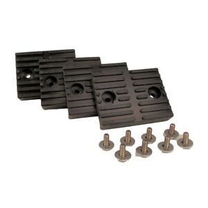 Rubber Arm Pad Kit set Of 4 For Ammco Ben Pearson Challenger Lifts 82365