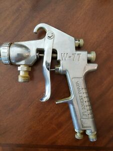 Anest Iwata Spray Gun W 77 Paint Sprayer
