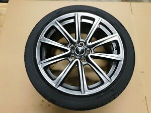 2013 2014 Ford Mustang Gt Premium 19 8 5 Rim And Tire Oem