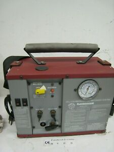 Fluoromizer Oil Less Refrigerant Recovery System 3500