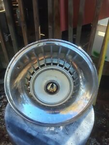 Vintage 1964 Chrysler Imperial Hub Caps Wheelcovers 64 Mopar Oem Set Of 4