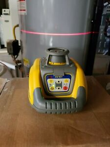 Spectra Precision Hv101 Laser Level Calibrated And Ready To Use