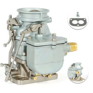 Carburetor 97 Style 2 Barrel 9 super 7 Carb For Ford For Mercury Engines