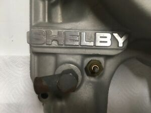 Original Shelby Aluminum Intake Manifold Small Block Ford 260 289 302 Sfjd 9425f