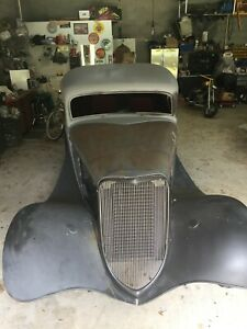 1933 Ford Vicky Body And Chassis trade