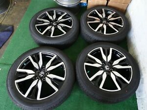 2019 2020 Honda Ridgeline Oem Factory 20 Wheels Rims 245 50 20 Continental Tire