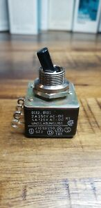 0132 0122 Marquardt Industrial Dpst Toggle Switch Panel Off on