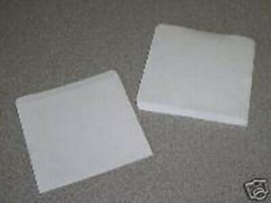100 Tyvek Cd Dvd Sleeve No Window No Flap Free Shipping