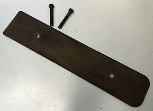Ford Model T Side Engine Cover W Bolts