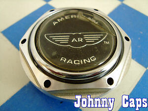 American Racing Wheels Center Cap 1242103011 Custom Wheel Used Center Cap 1