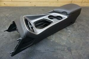 Front Center Floor Console Assembly 68260169aa Oem Dodge Challenger 2015 19