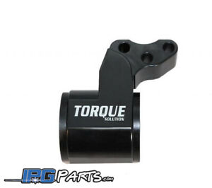 Torque Solution Aluminum Side Engine Mount For 1995 1999 Mitsubishi Eclipse 4g63