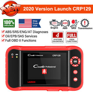 2020 New Launch X431 Crp129 Auto Scan Tool Abs Srs Engine Srs Obdii Diagnostic