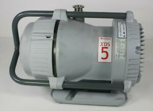 Edwards Xds5 Dry Scroll Vacuum Pump 0 1hrs Tested