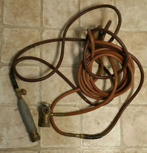 Turbo Torch Air Acetylene Welding Torch With Ar b Regulator Plumbing hvac
