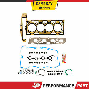 2 2l 2 4l Head Gasket Set Fit 08 11 Chevrolet Pontiac G6 Saturn Dohc 16v Ecotec