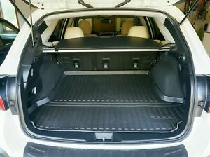 Rear Trunk Area Cargo Floor Tray Liner Mat For Subaru Outback 2015 2019