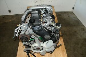 Jdm 1kz Toyota 1kz Te Turbo Diesel Motor 3 0l Engine With Automatic Transmission