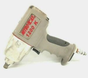 Aircat Nitrocat Composite Air Impact Wrench 1 2in Drive 1200k 1295 Ftlbs Torque